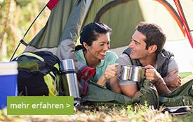 Unterwegs - Campinggeschirr