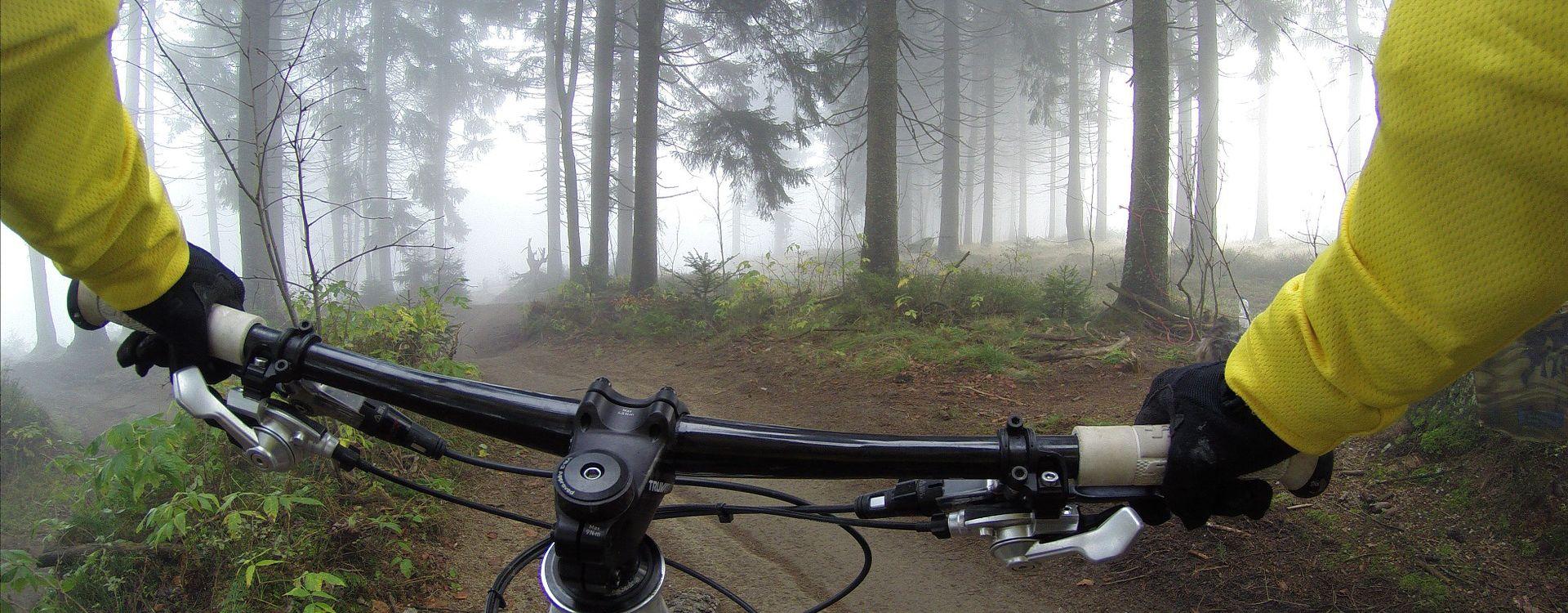 e-Bike Touren im Erzgebirge aus Sicht des Radfahrers