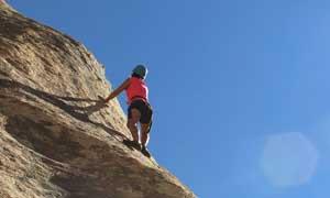 Kletterausrüstung Leipzig : Unterwegs in leipzig auf dem outdoor kletterfelsen k